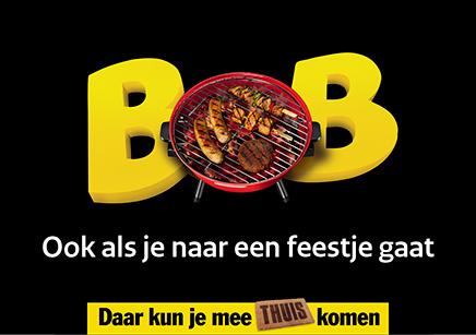 Zomer-BOB-campagne: rijd ook alcoholvrij van en naar een barbecuefeestje